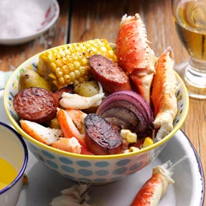 March 8 Crab Boil